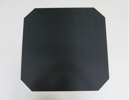 Picture of Bouwplaat Carbon 460x460x1,0mm